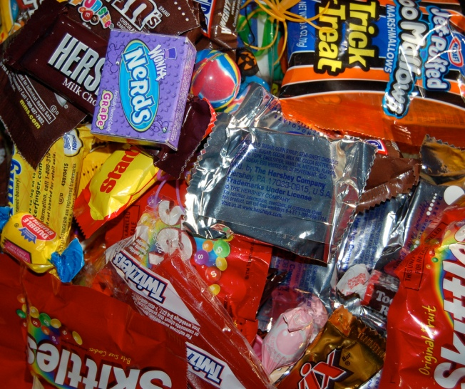 Trick-or-Treaters Can Trade Candy for Cash