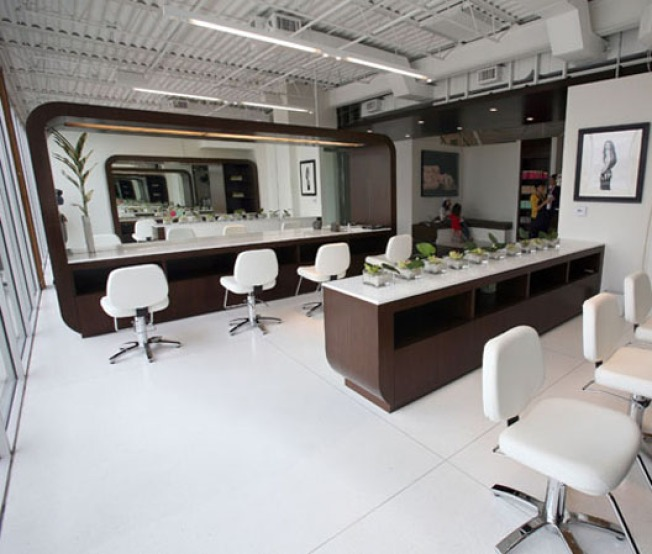 Sally Hershberger's New Shiny Salon Populated by Former John Frieda Employees