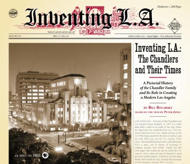 """Talking """"Inventing L.A."""""""