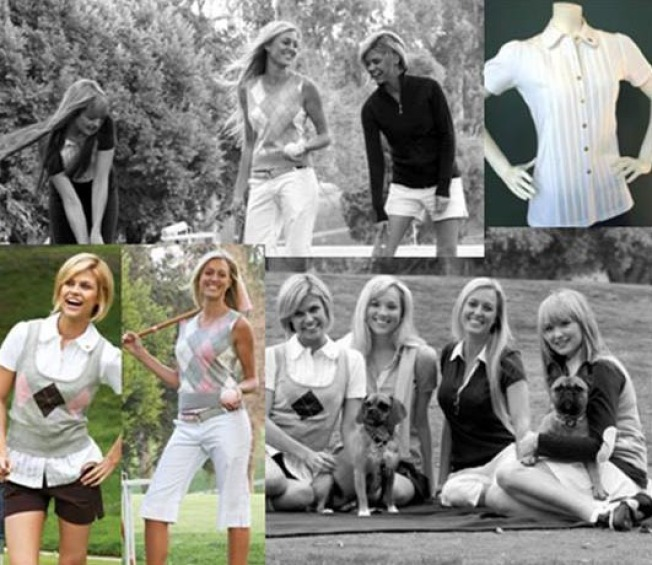 Launches & Releases: Birdie & Bee Golf Apparel