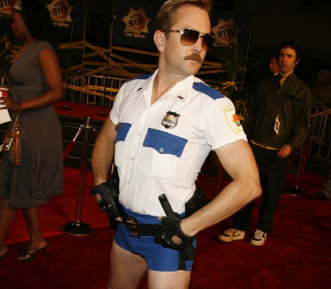 Grab Thomas Lennon's Shorty Shorts