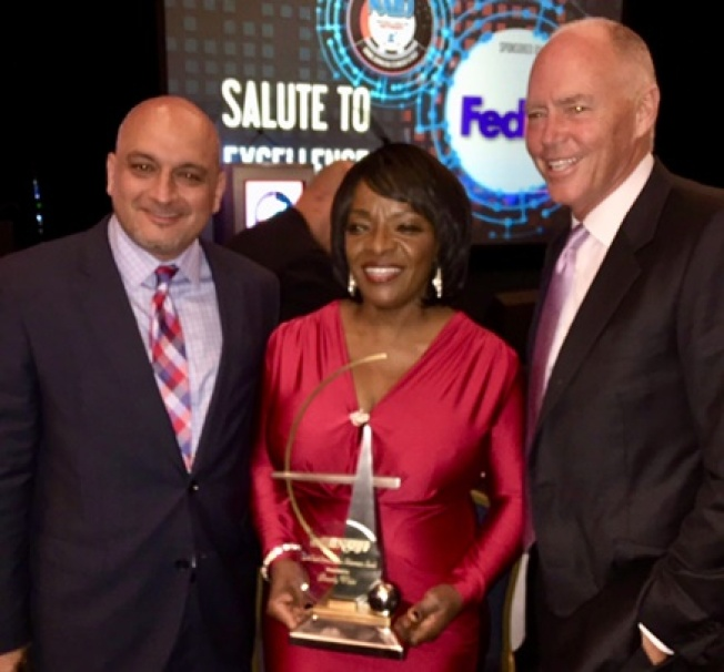 NBC4's Beverly White Receives NABJ Lifetime Achievement Award