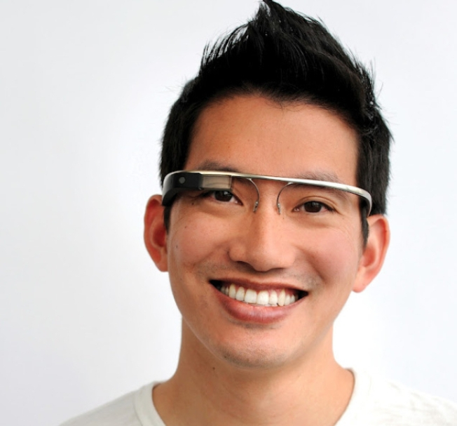 Google Co-Founder Spotted Wearing Project Glass