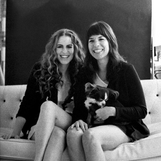 Seam and Heard: Jessica Moss and Lisa Guajardo, Designers of Leyendecker