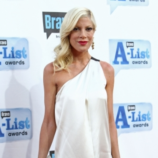 Tori Spelling: 'No Feud' With Mom