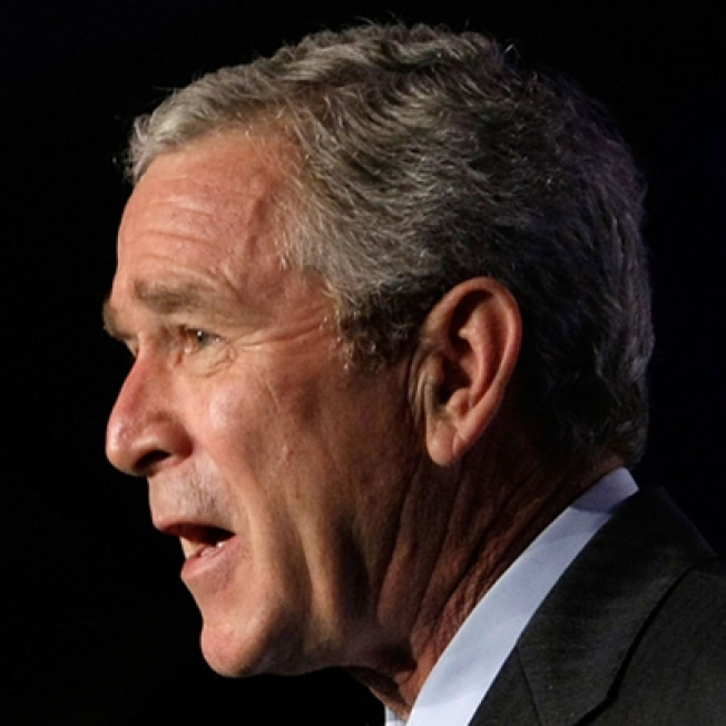 Sewage Plant Won't be Named for George W.  Bush