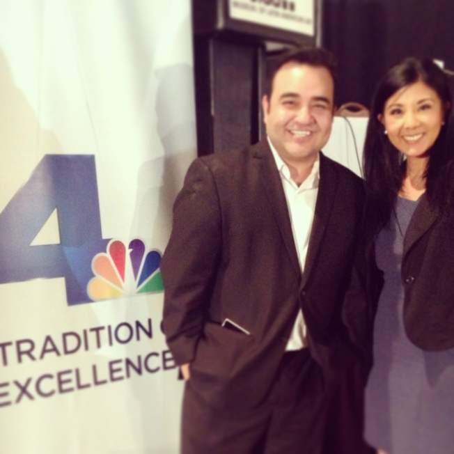 NBC4 Supports NAHJ Long Beach Mayoral Debate