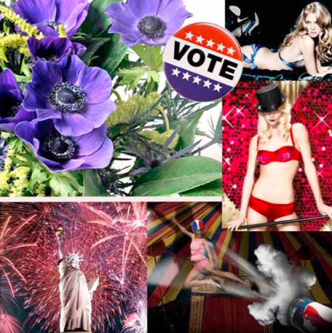 Dealfeed 'I Voted' Edition: Bittersweet Butterfly, M.Fredric, Amoeba, Free Shots and More