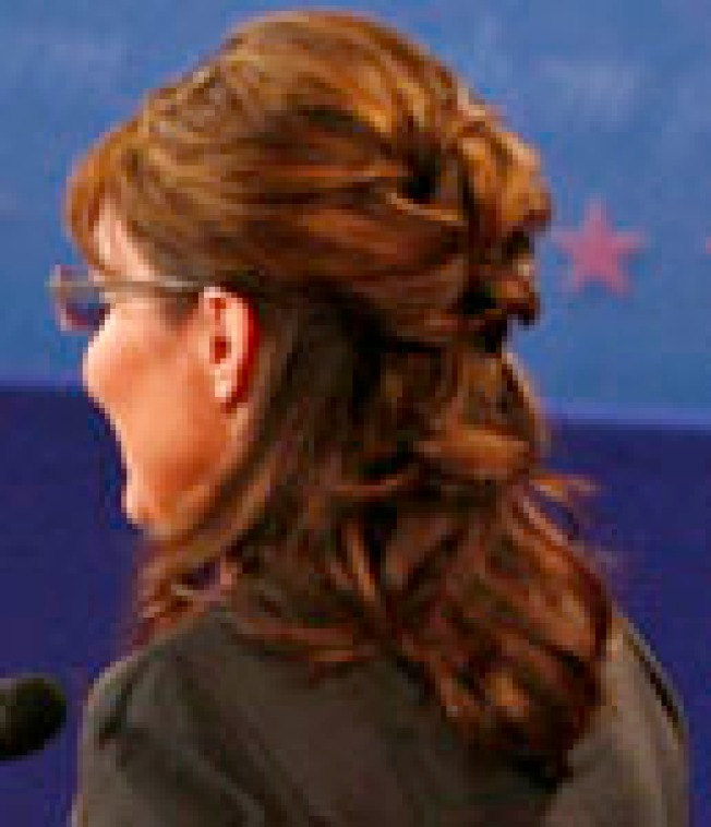 Politics of Fashion: Westlake Village Stylist Responsible for Palin's VP Debate Coif