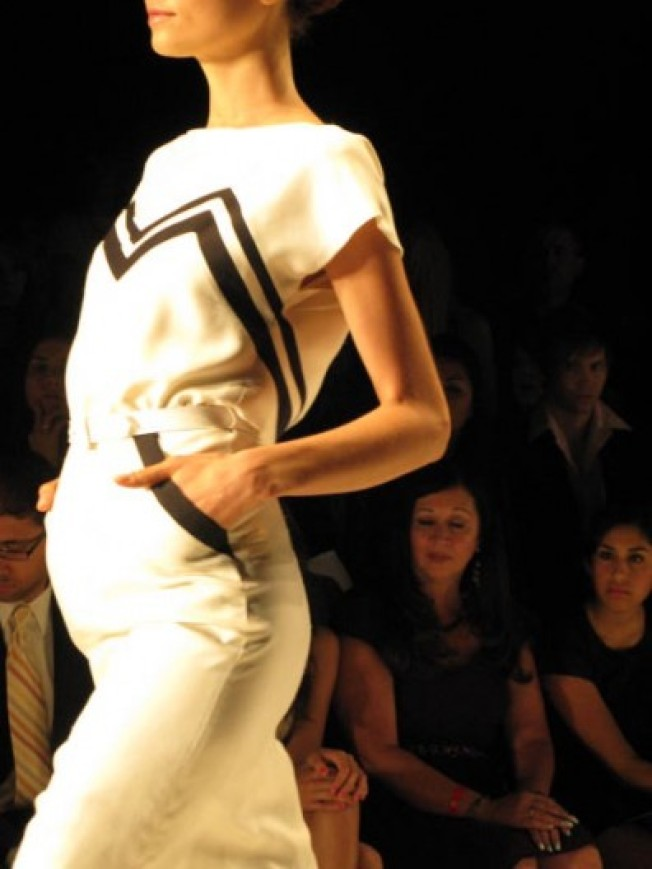At Smashbox: The Very First Show, Kevan Hall