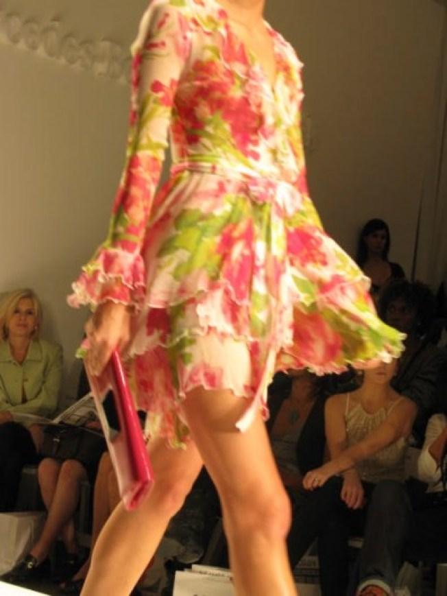 At Smashbox: Samora's French Dressing