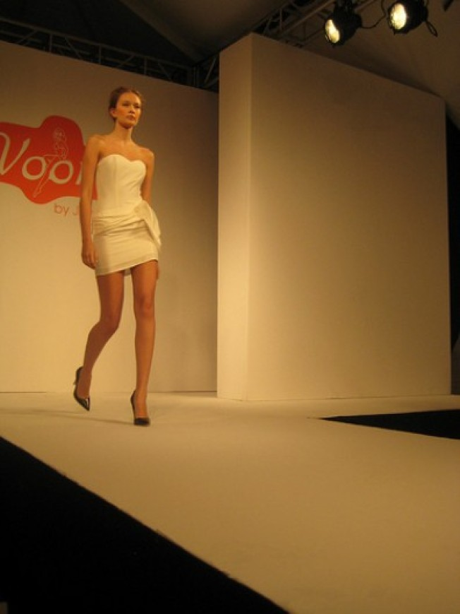 LA Fashion Week: Voom by Joy Han at the California Market Center