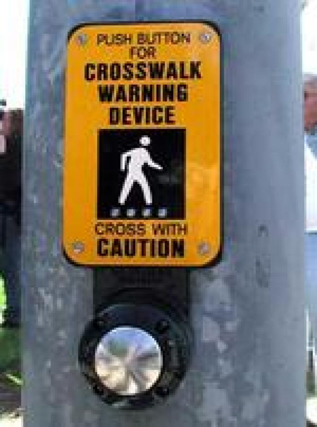 Reader Rant: The Indignity of Pushing The Crosswalk Button