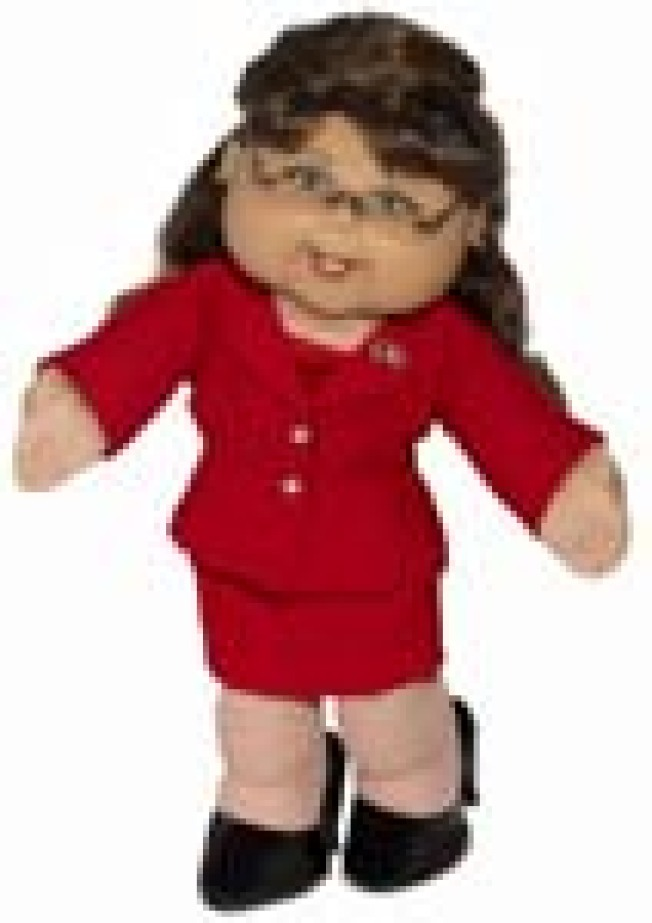 Cabbage Patch Palin:  All the Rage found a...