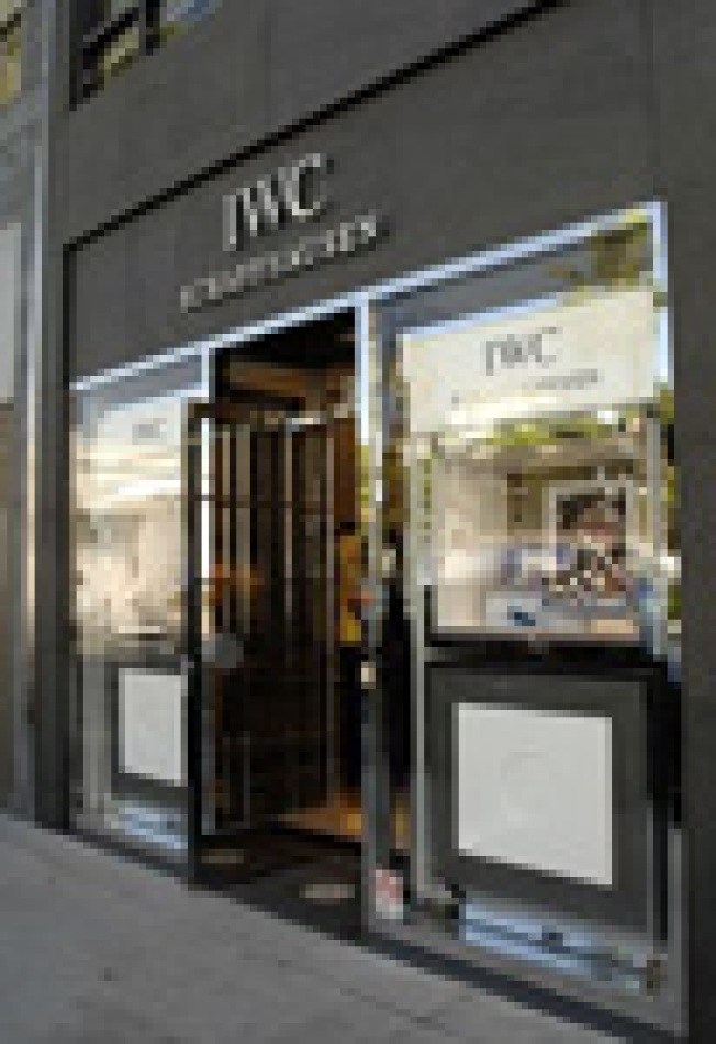 Now Open: IWC Schaffhausen Beverly Hills