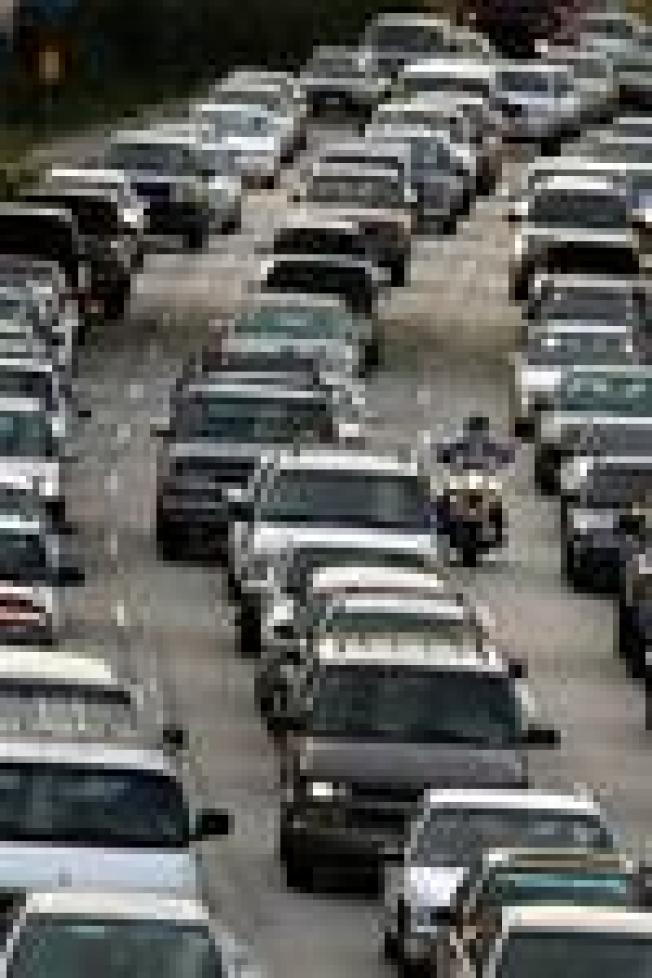 Ask Curbed: Is Traffic Worse By Friday?: A reader noticed an interesting traffic...