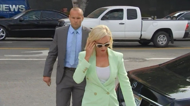 Opening Statements Expected in Katy Perry Copyright Trial