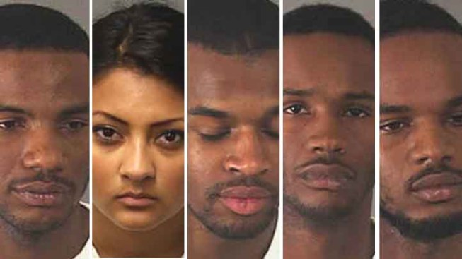 5 Arrested in Human Trafficking Case