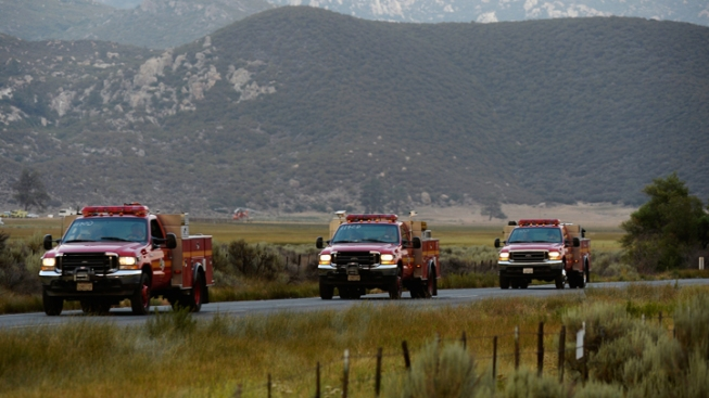 Mountain Fire Fully Contained After Raging for 16 Days