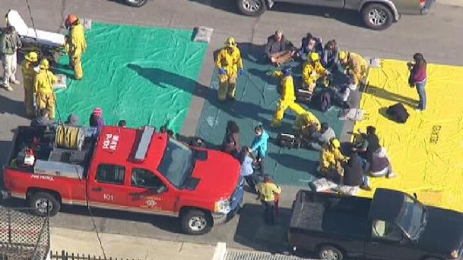 Possible Chemical Odor Sickens 150 Employees