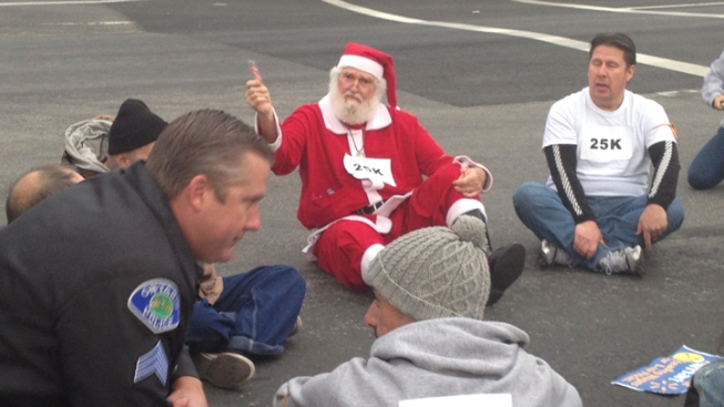 10 Cited for Civil Disobedience at Wal-Mart Protest