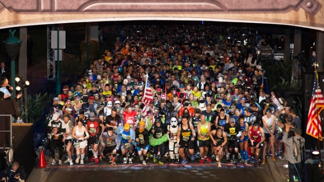 Run, Chewie, Run: 'Star Wars' Half Marathon