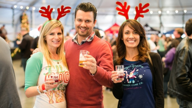 Cheers with Holiday Beers at the OC Brew Ho Ho!