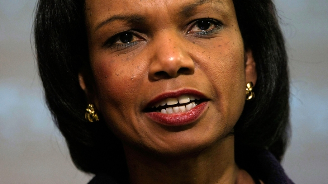 GOP's Best Bet for VP: Condi Rice