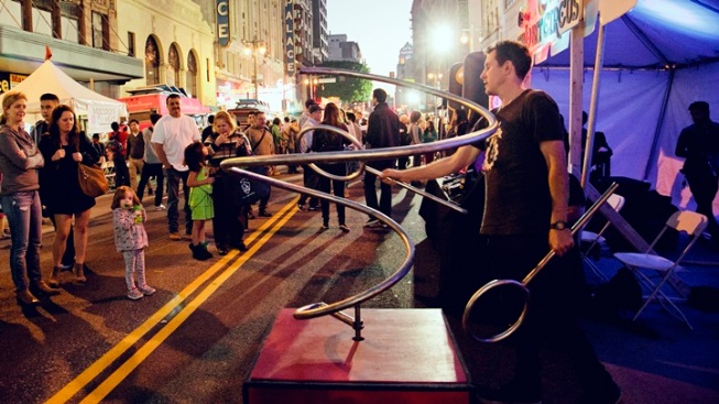 Free Downtown Fest: Night on Broadway