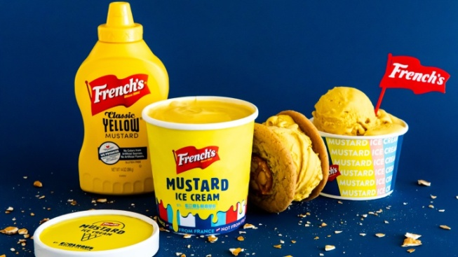 Mustard Ice Cream Is Your Next Must-Try