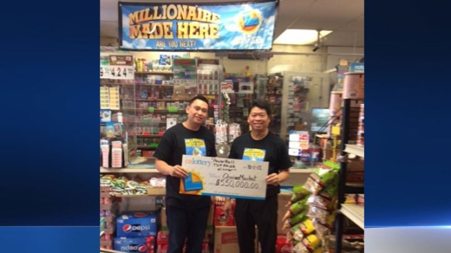 $110 Million Powerball Ticket Sold in LA