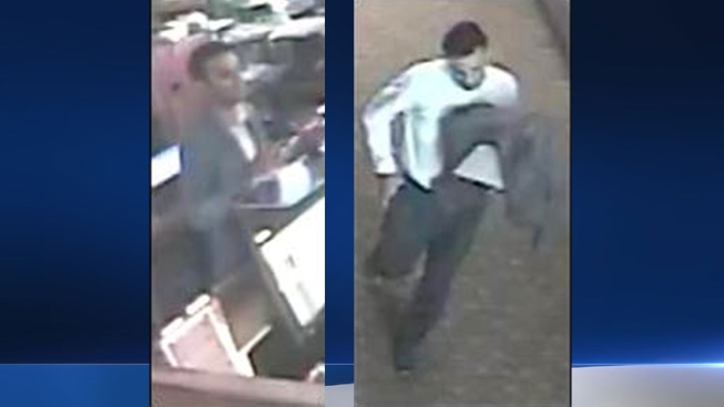 Wedding Crasher Steals Gifts Money Nbc Southern California