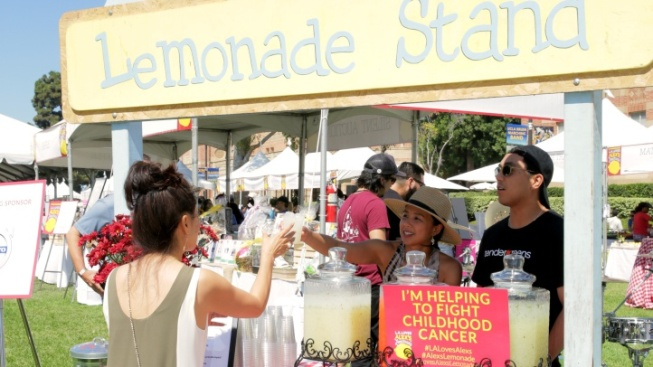 Alex's Lemonade Event to Sweetly Give Back