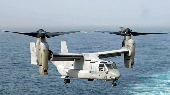 Rescue Efforts Suspended for 3 Marines Missing After Crash Off Australian Coast
