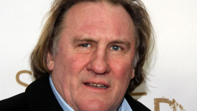 Gerard Depardieu Apologizes for Peeing on Plane