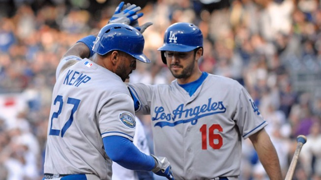 Los Angeles Dodgers Release List of 2012 At-Bat Music