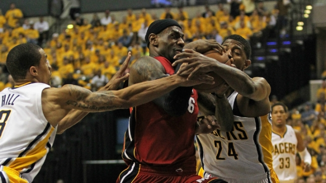 Heat Get Blown Out 94-75 in Game 3