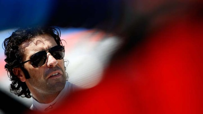 IndyCar Champ Franchitti to Join Long Beach Walk of Fame