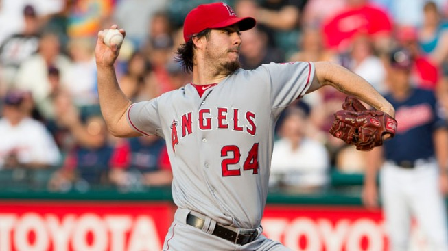 Dan Haren Headed to Disabled List for First Time