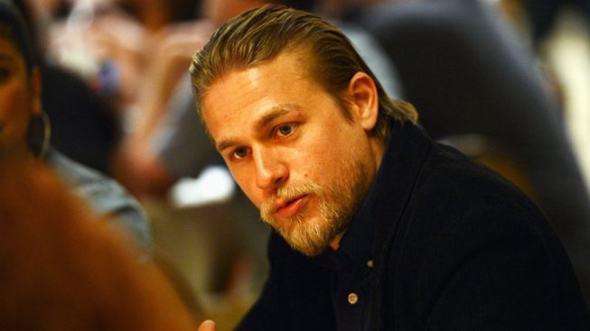 """Charlie Hunnam Talks About """"50 Shades"""" Role"""