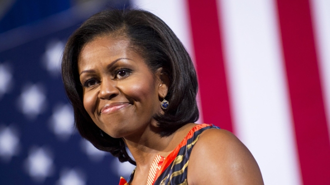 "Michelle Obama Heads to ""The Steve Harvey Show"""