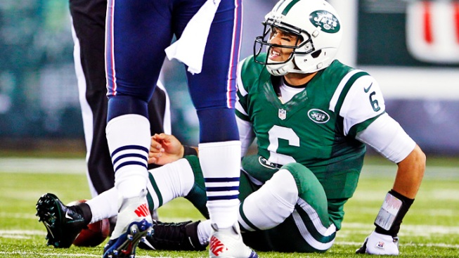 Jets Bench Sanchez, Will Start McElroy Vs. Chargers
