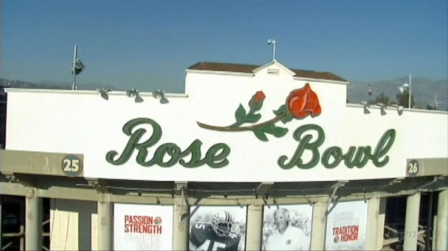 Rose Bowl Teams to Arrive Tuesday in Southern California