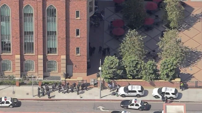 Shooting Scare at USC Was Triggered by Faculty Member, School Says