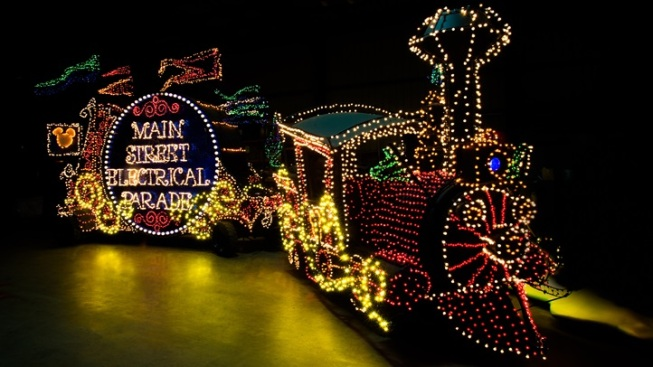 Electrical Parade Party at Disneyland