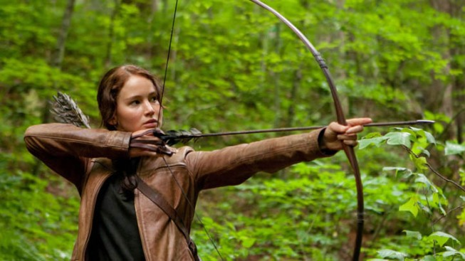 """The Hunger Games"" Tops MTV Movie Awards"