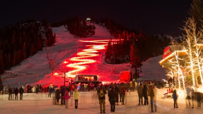 Join the 'World's Largest Torchlight Parade,' in Tahoe