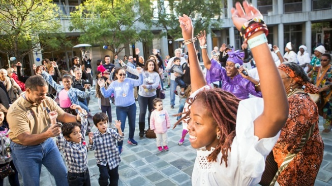 Hanukkah Family Fest: Skirball Celebration