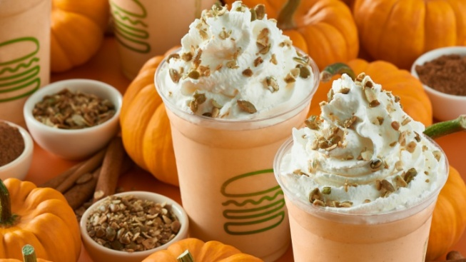 Shake Shack's Pumpkin-stravaganza Now Ripe