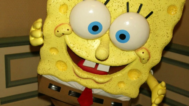 SpongeBob Squarepants Brawl Caught on Video